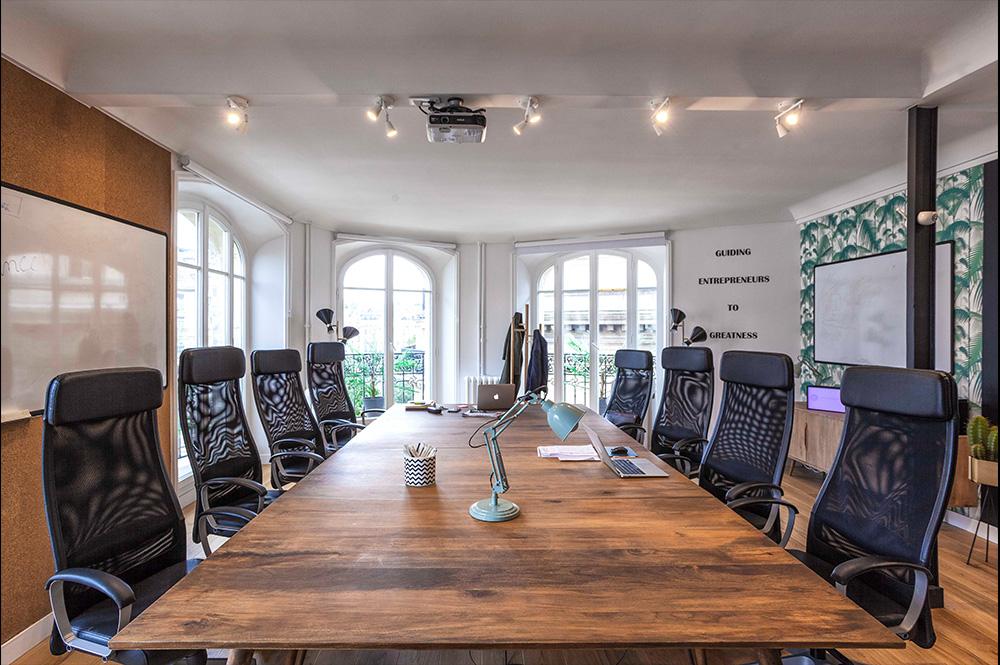 Bureaux incubateur de Start-ups Paris